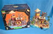 LEMAX SPOOKY TOWN COLLECTION PIRATES HIDEOUT TABLE ACCENT